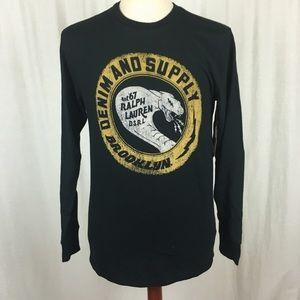 Ralph Lauren Denim Company Men's Medium Shirt